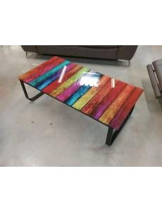 """TABLE BASSE """"RAINBOW"""""""