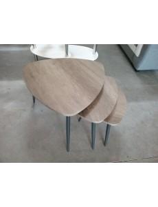 "TABLES GIGOGNES ""MANHATTAN""..."