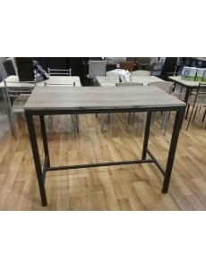 TABLE DE BAR HAUTE (BT-001)